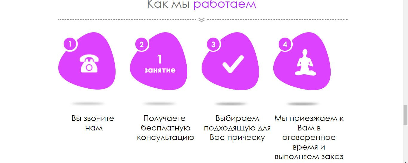 Разработка сайтов во Владимире. Портфолио веб-студии.
