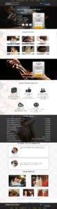 Создание сайтов - портфолио