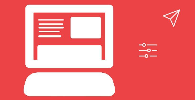 Как выглядит Landing Page