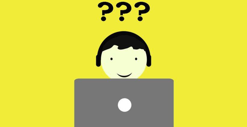 Что нужно знать посетителю сайта в первую очередь?