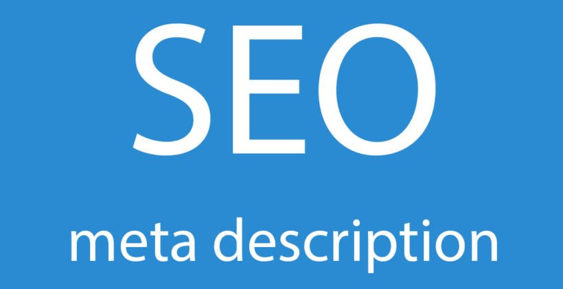 Основы SEO meta description